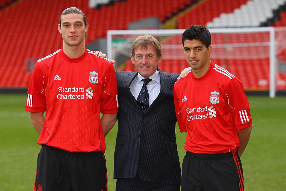 O substituto de Torres (o outro é só o Andy Carroll...) Fonte: Talksport