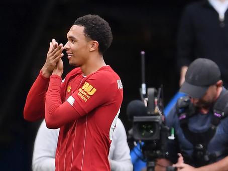 A chama de esperança pelo retorno do Liverpool a campo