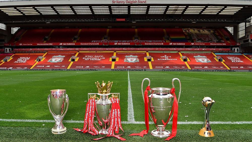 Premier e Campions League na mira vermeha!! Fonte: Liverpool.com