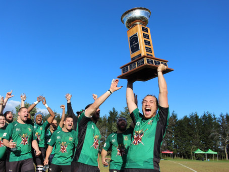 Markham Irish Men to try and repeat as McCormick Cup Champions
