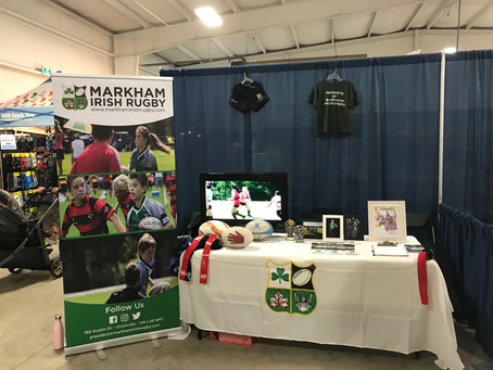 Markham Irish at the Markham Fair