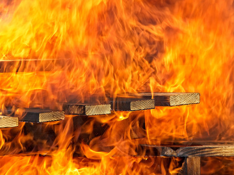 What is the Baptism With Fire?