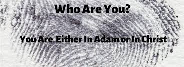 Who Am I? I am in Christ