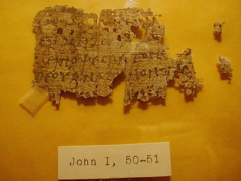 The Evidence For the Reliability of Scripture
