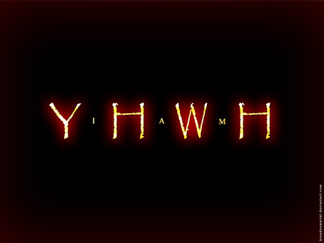 Names of God: YHWH (Yahweh, Jehovah, LORD)