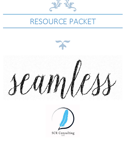 Seamless Resource Packet