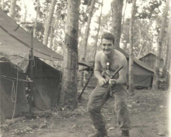 Kevin Gascoigne was just a boy from Bourke, barely 20 years old, when he drew the unlucky short straw during the conscription days of the Vietnam War.