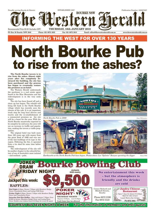 Northy Pub to be rebuilt?
