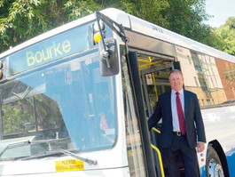 New buses for the meatworks but local company misses out