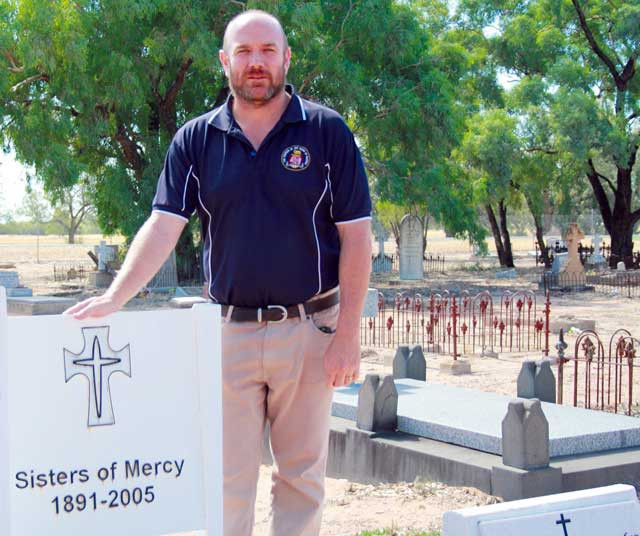 "Bourke Council Environmental Service Manager Dwayne Willoughby said ""the new strategy will encourage community awareness of local history, buildings and other historical items for preservation, and run a heritage main street program""."