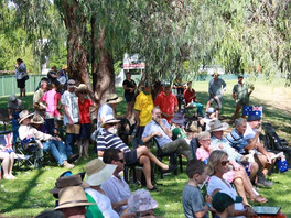 Bourke Celebrates Australia Day