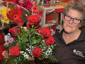 Romance blooms in Bourke