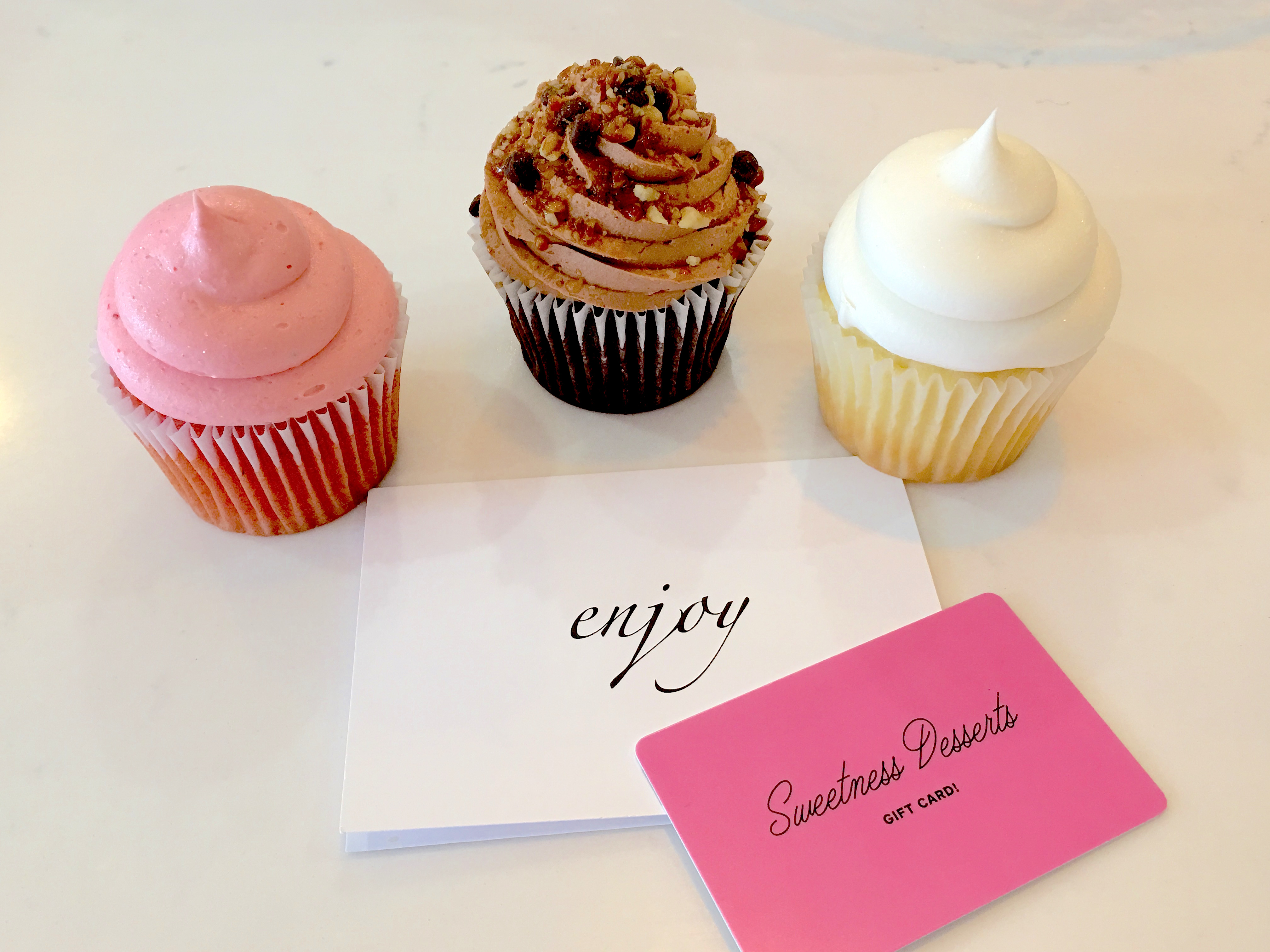 Sweetness Gift Cards