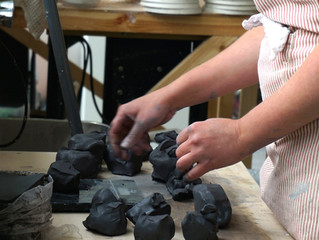 Naked Clay ceramics