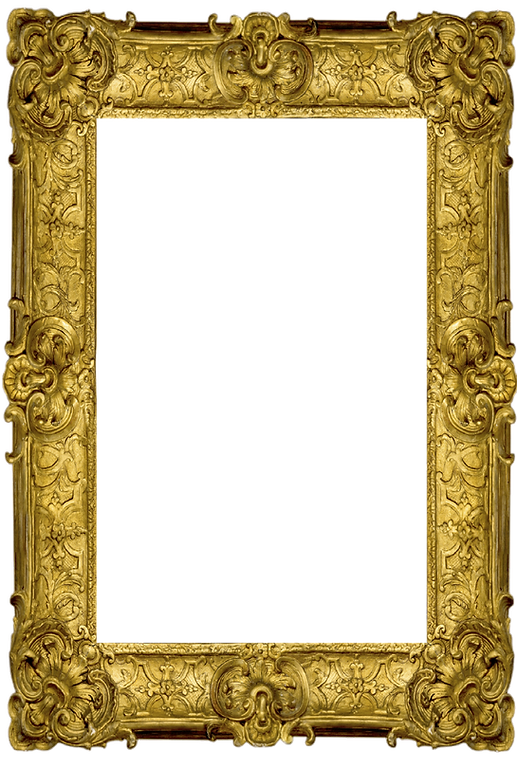 Polyurethane-8-x-10-frames-gold-picture-