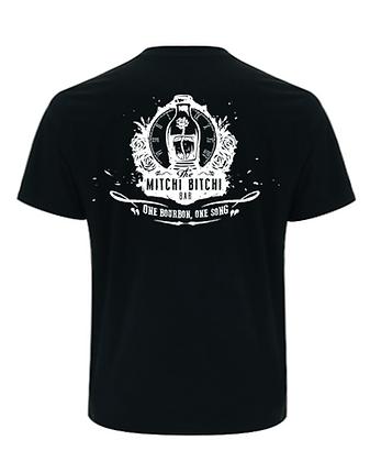 T-shirt du Mitchi Bitchi Bar - Back