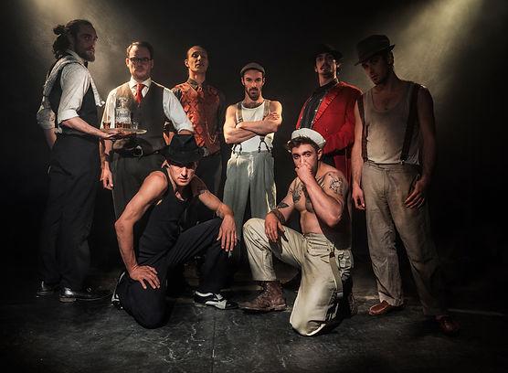 Photo de groupe Equipe de Musiciens, Boys band en Photo de Groupe