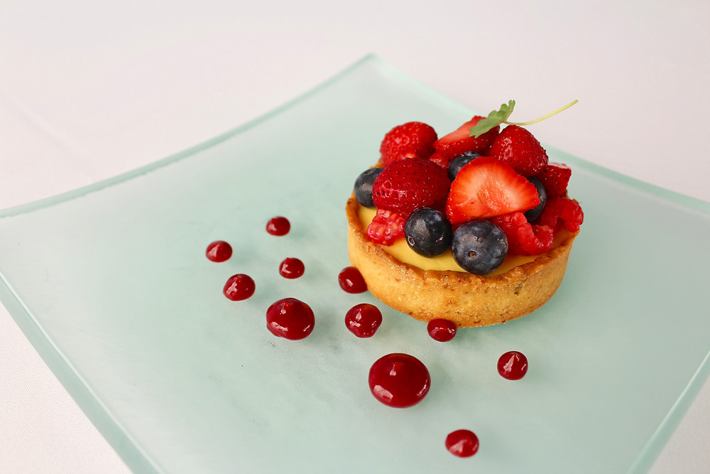 Berry Tart | on20 | All of the Things CT