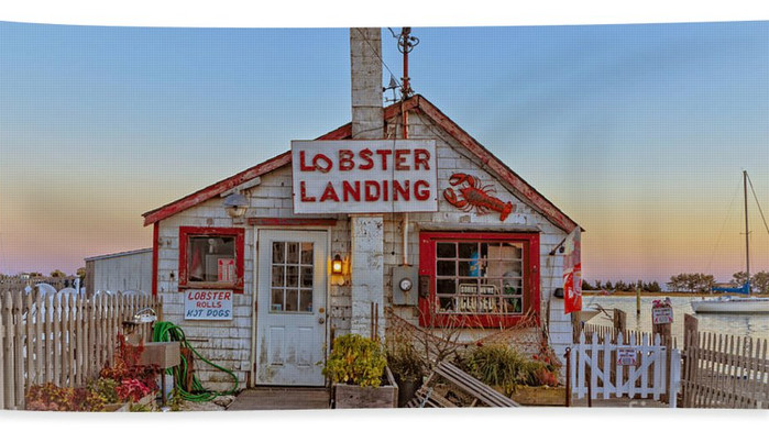 Summer in CT: Lobster Landing