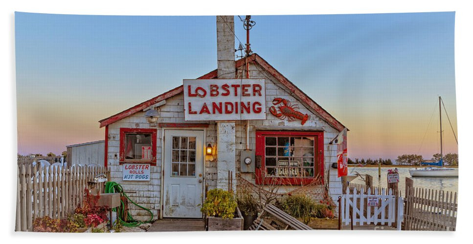 Lobster Landing | All of the Things CT