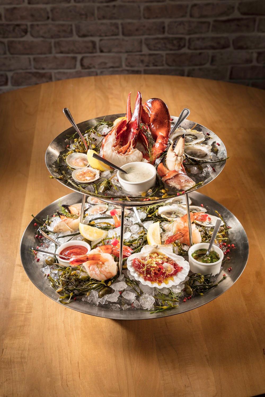 Seafood Plateau Caputa Trattoria