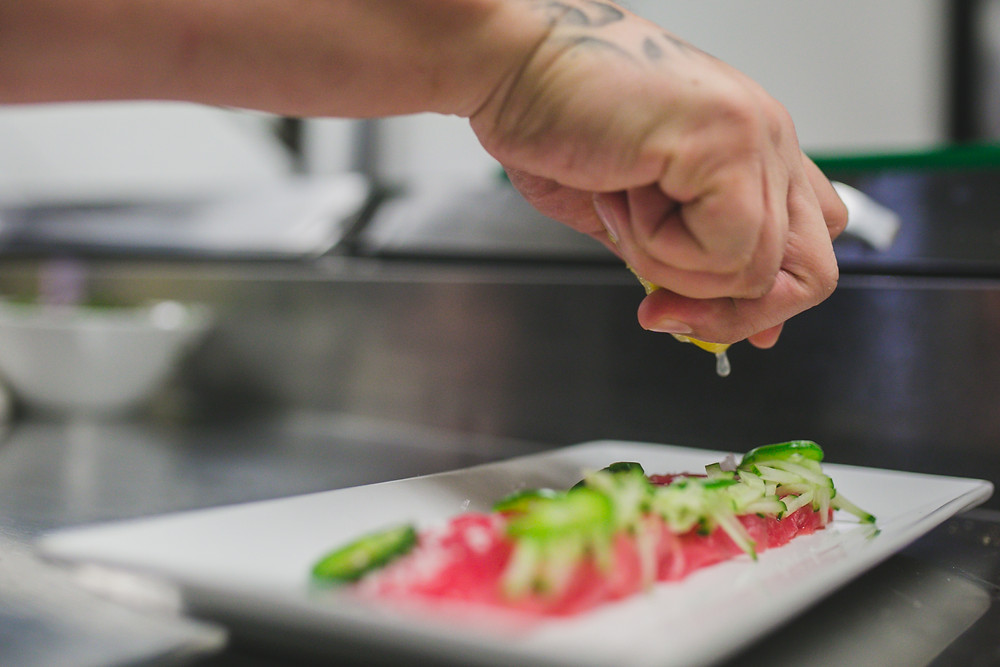 Xavier Santiago | CT Chef Series