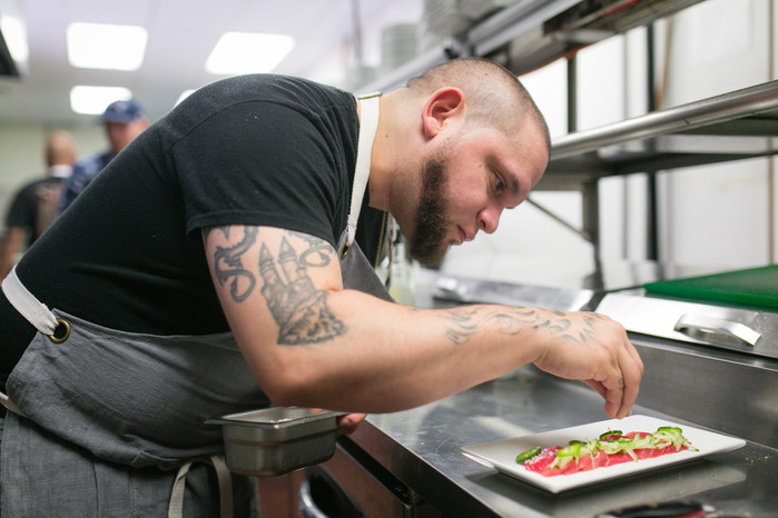CT Chef Series: Xavier Santiago