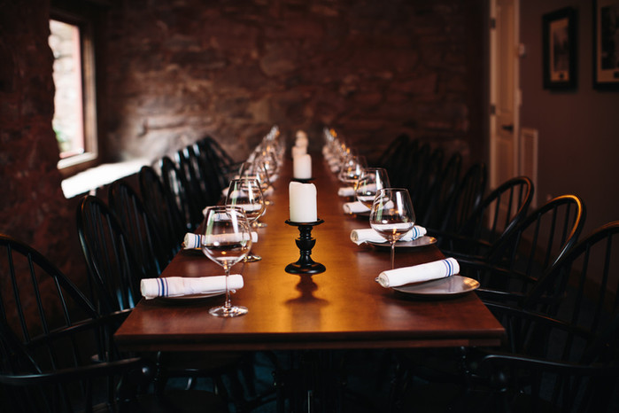 10 CT Restaurants Perfect for Holiday Parties