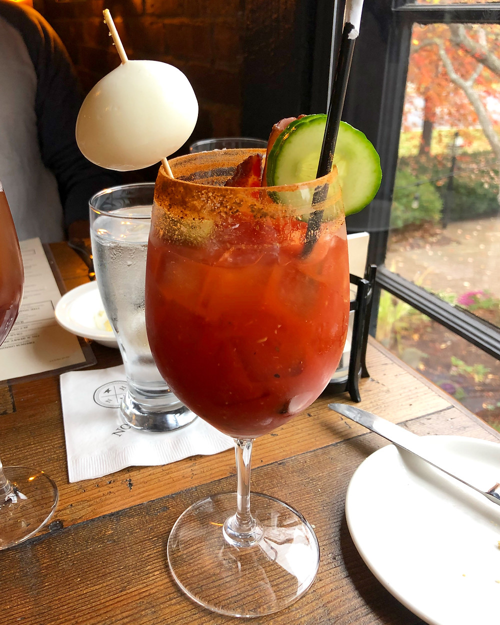 North House Avon CT Bloody Mary