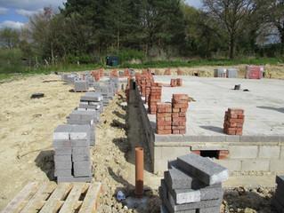 Ground Floor Brickwork and Blockwork