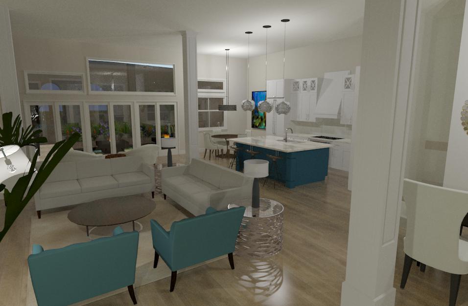Great Room TRUE Design