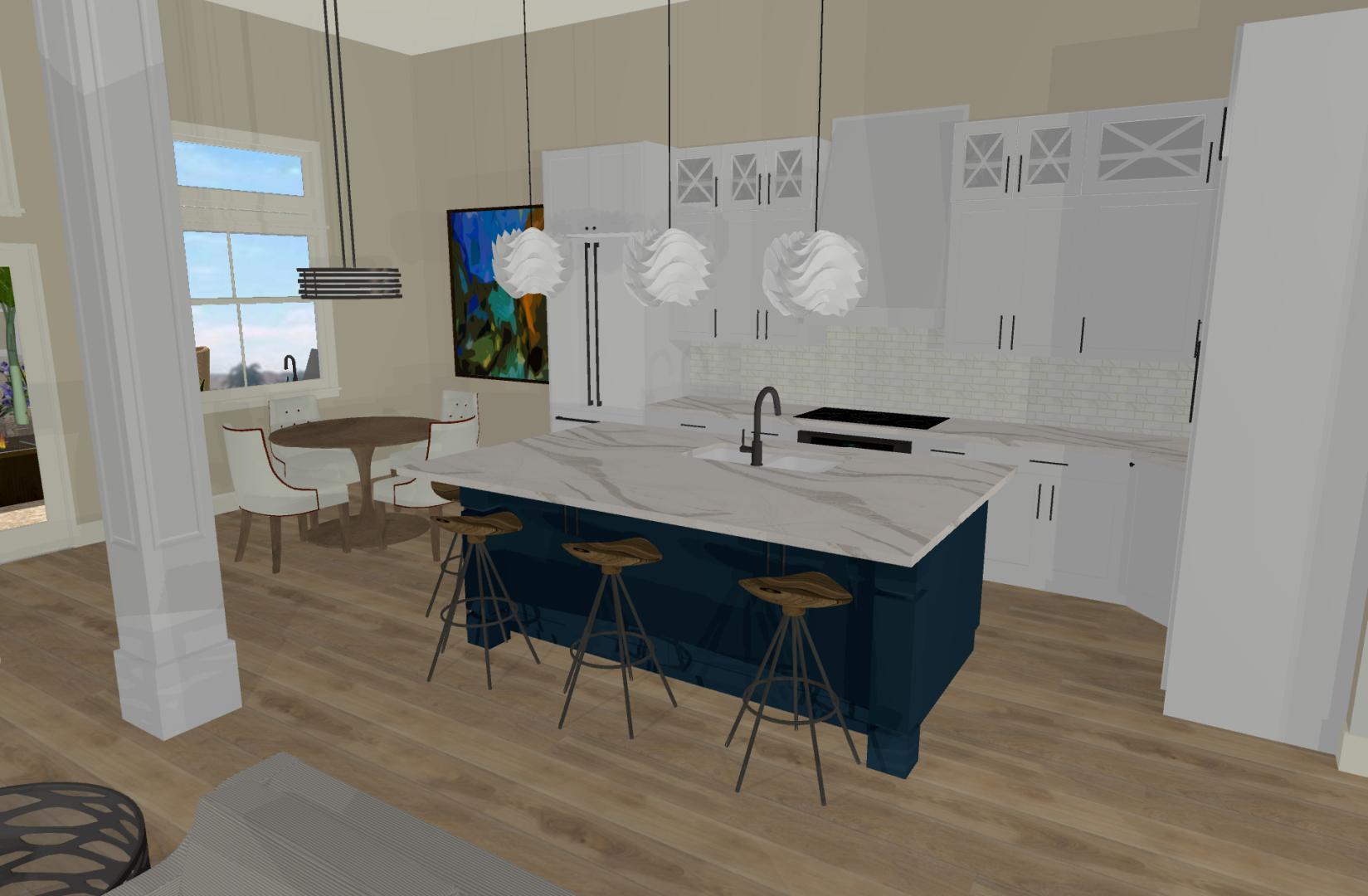 Kitchen 4 TRUE Design Megan Smith