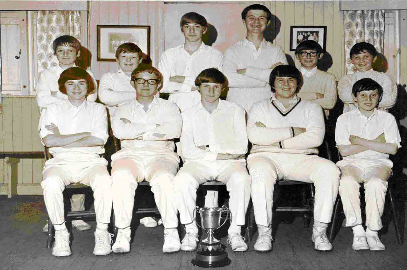 Graham Cup winners