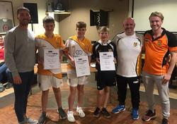 Youth awards 2018