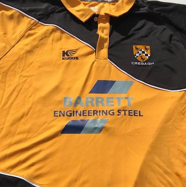 Senior cup sponsors - Barrett Engineerin