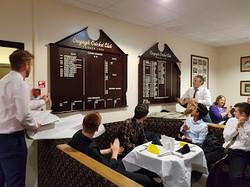 Captains & Honours Boards