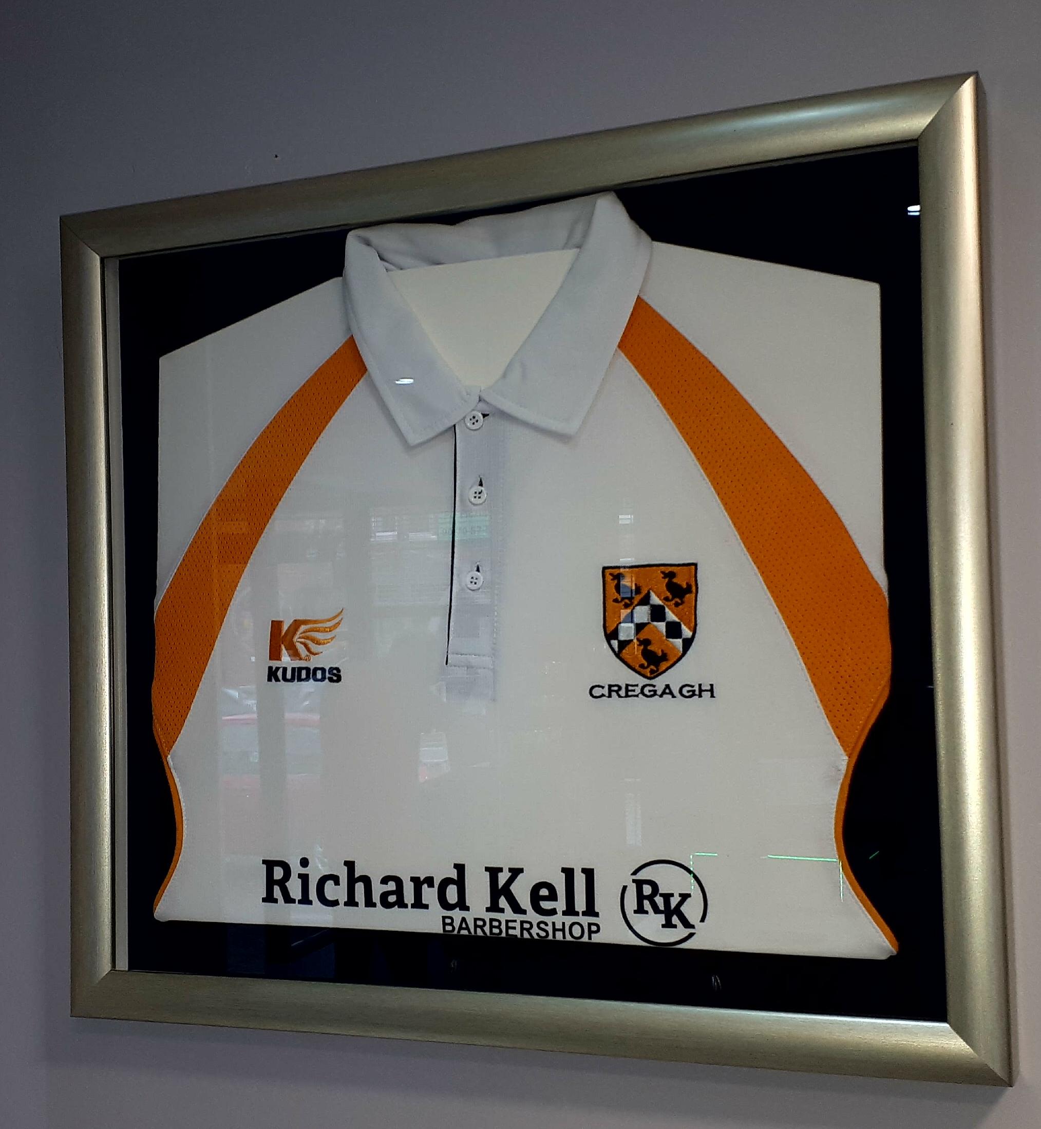Richard Kell barber shop