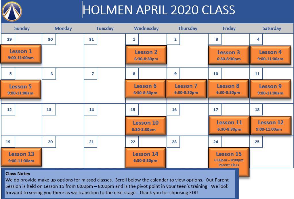2020 -4 Holmen