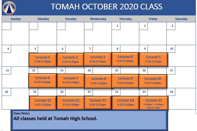 tomah 3
