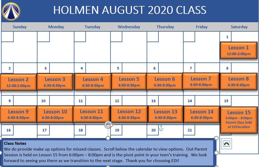 2020 -8 Holmen