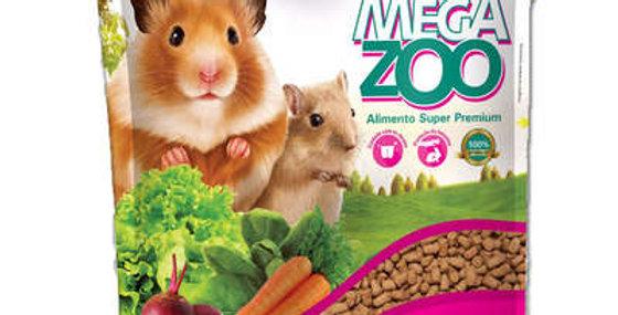 Megazoo Alimento Hamster y Jerbos 350g