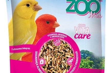 Megazoo Alimento Mix Canarios 350g
