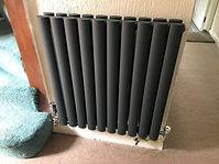 Hallway radiator