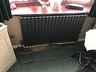 Bedroom radiator