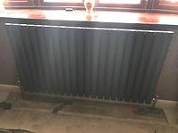 Living room radiator