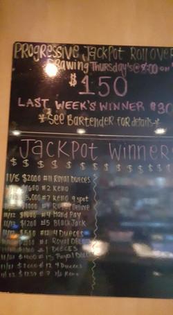 Winner Winner Every Thursday Night