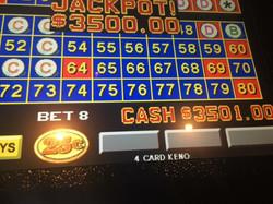 $3500 Jackpot