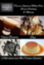 Copy of Dessert Menu - Made with PosterM