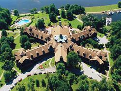 chateau high view
