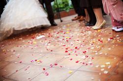 洋装・WD・結婚式・スナップ・恵比寿